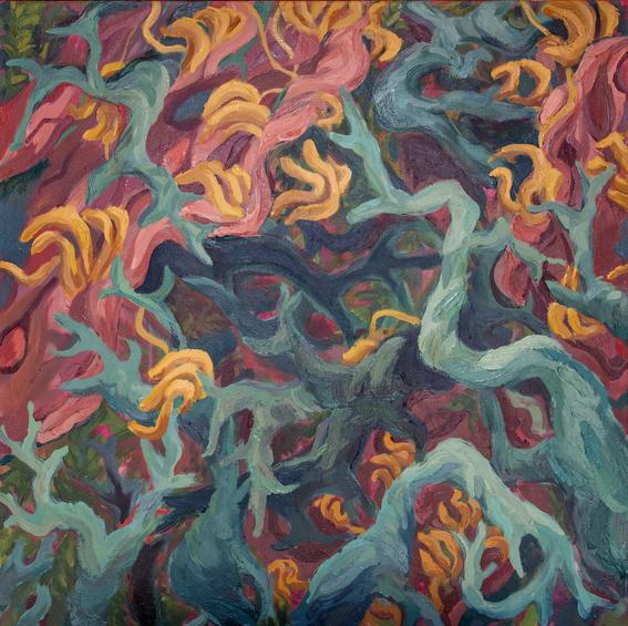 Lichen – Wild Rose