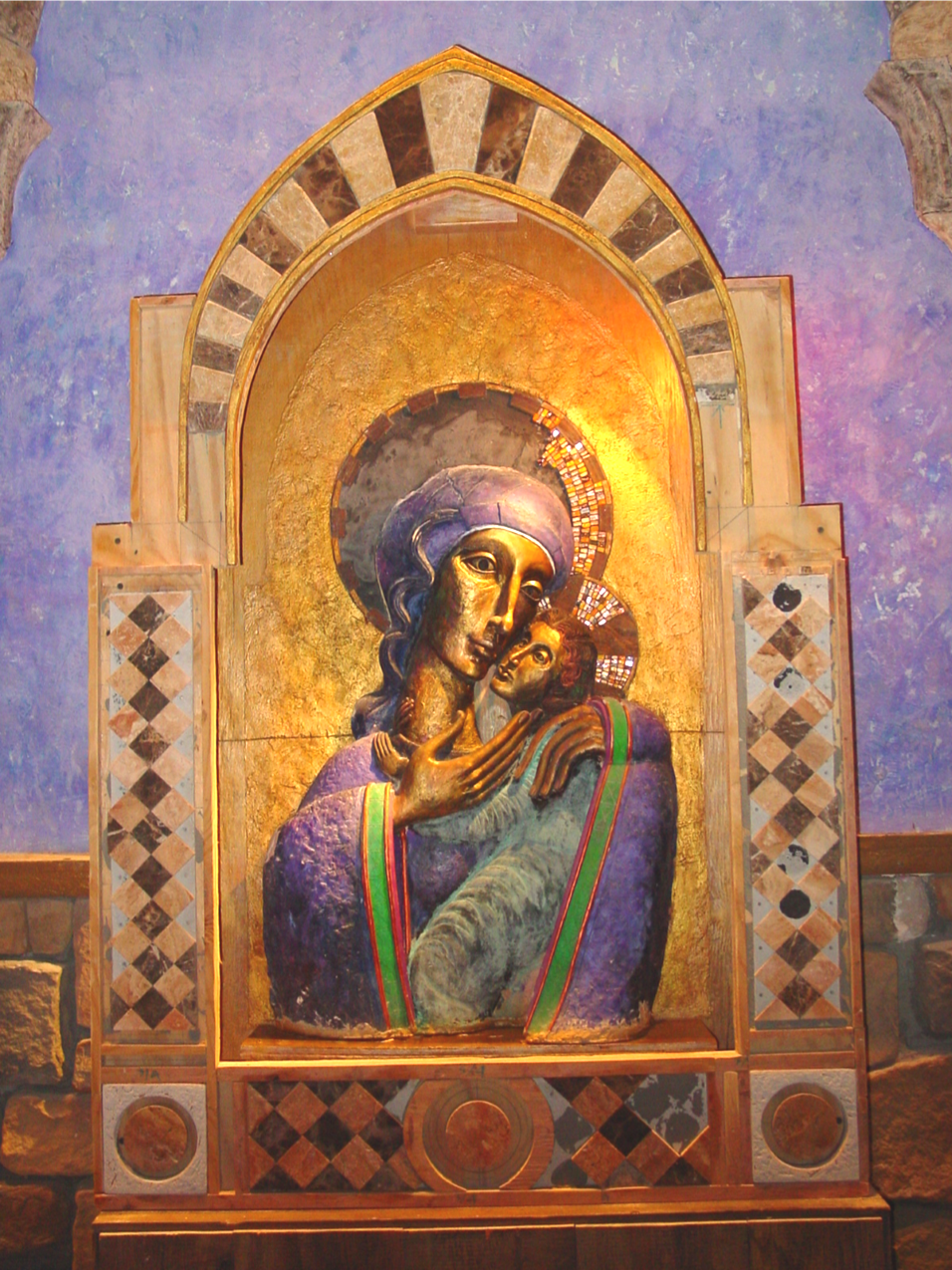 Madonna and Child.1