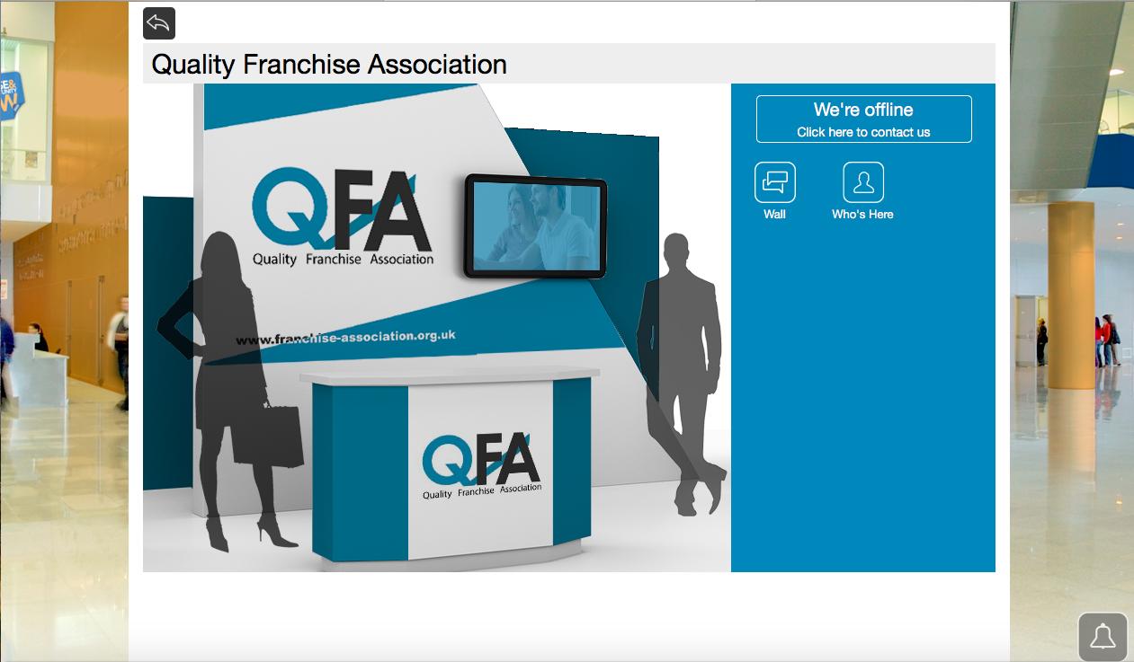 QFA Stand