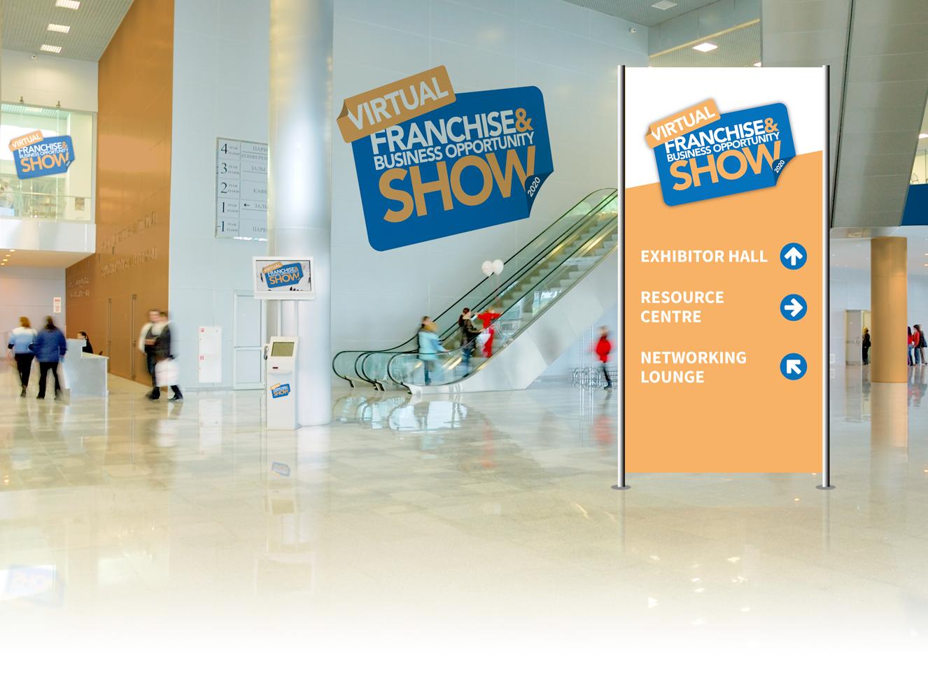 Virtual Show Entrance Hall