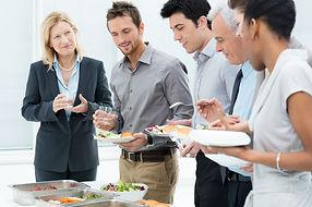 CFA Business people eating.jpg