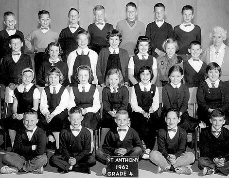 St. Anthony's School class of 1962