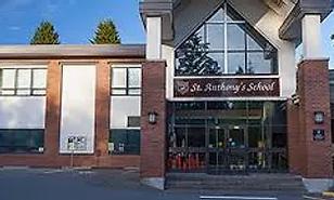 St. Anthony's school old