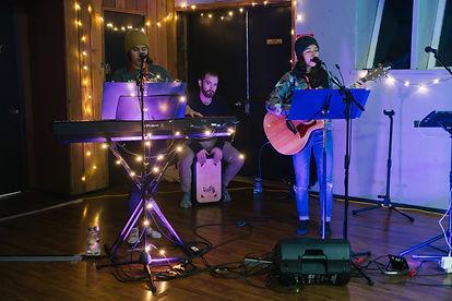 CTR WV Youth worship band