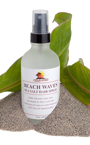 Beach Waves Sea Salt Hair Spray