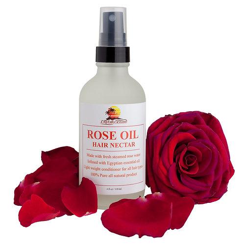 Rose Oil Hair Nectar