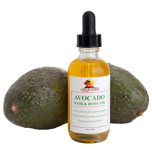 Avocado Hair & Body Oil