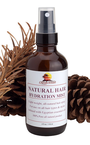 Natural Hair Hydration Mist