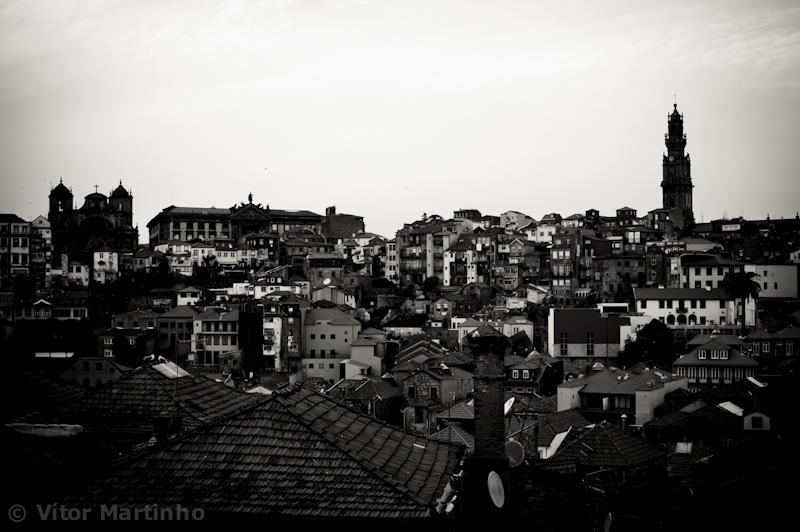 """""""Porto skyline"""""""