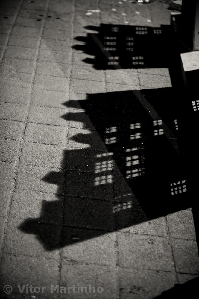 """""""Guimarães wood silhouette"""""""