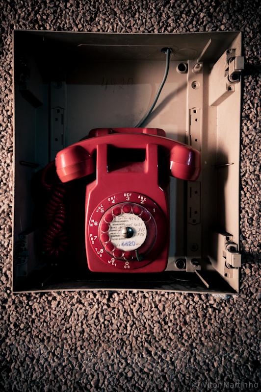 """""""Vintage telephone"""""""