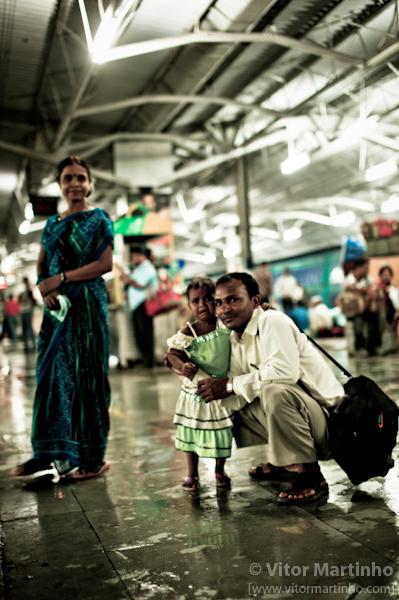 """Indian family portrait"""