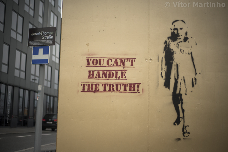 """""""You can't handle the truth"""""""