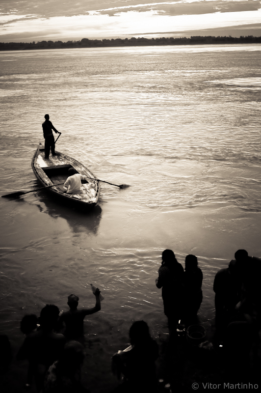 """Ganges river moment"""