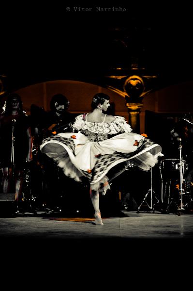 """""""Flamenco heart skirt"""""""