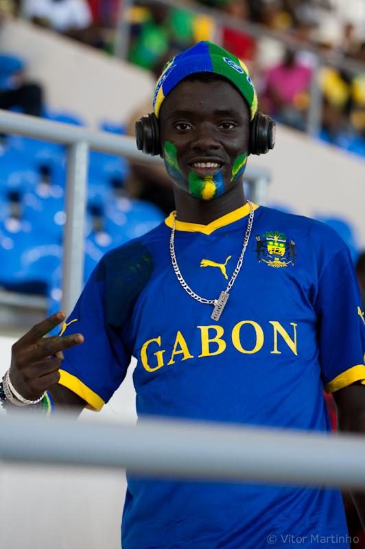 """""""Gabon supporter"""""""