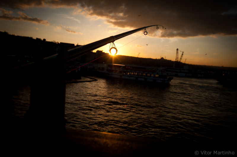 """Bosphorus sunset"""