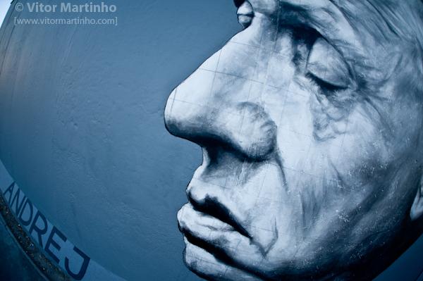 """""""Andrej – Berlin Wall"""""""