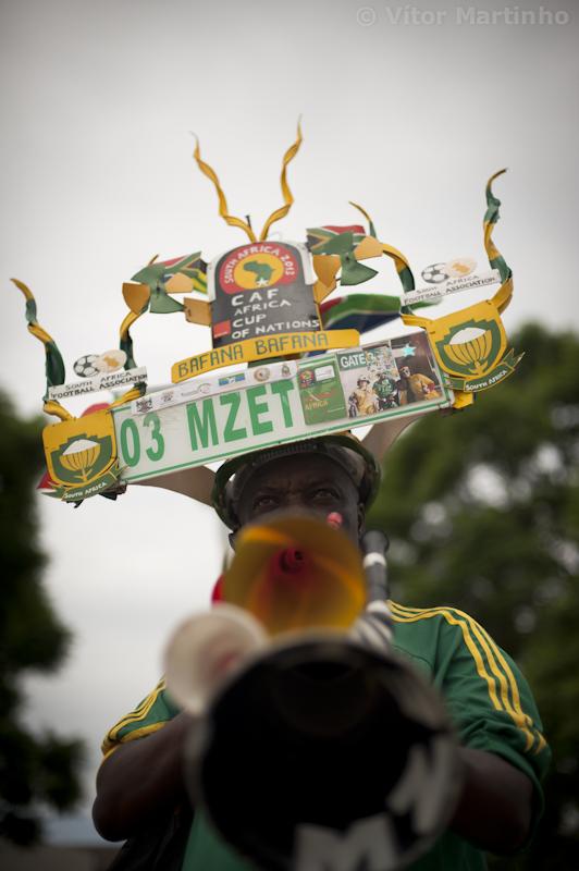 """Bafana Bafana fan"""