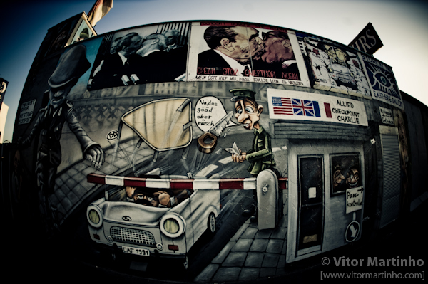 """""""Checkpoint Charlie"""""""