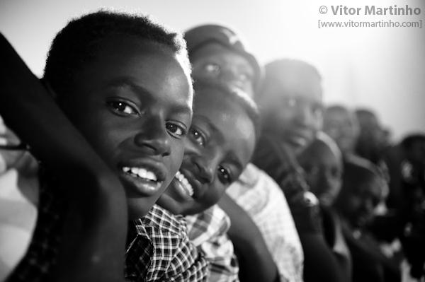 """Sudanese smiles"""