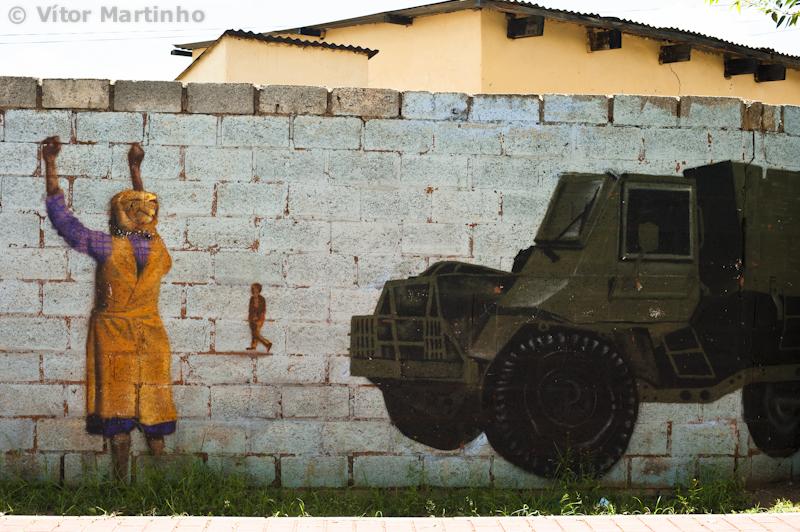 """""""Soweto walls don't lie or hide"""""""