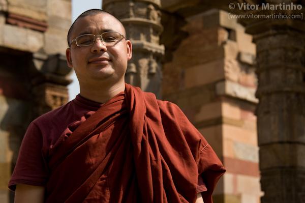 """Tibet's soul in Delhi"""