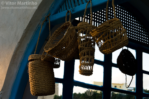 """Tunisian Baskets"""