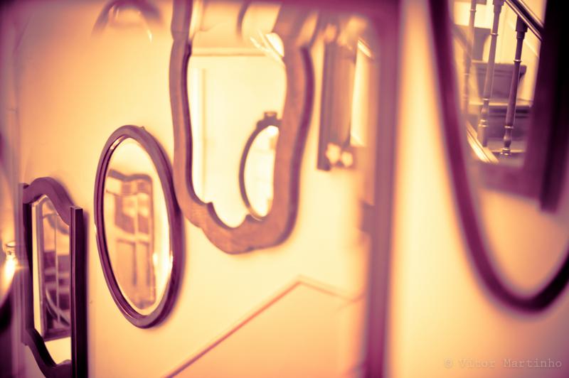 """""""Casa de espelhos"""""""