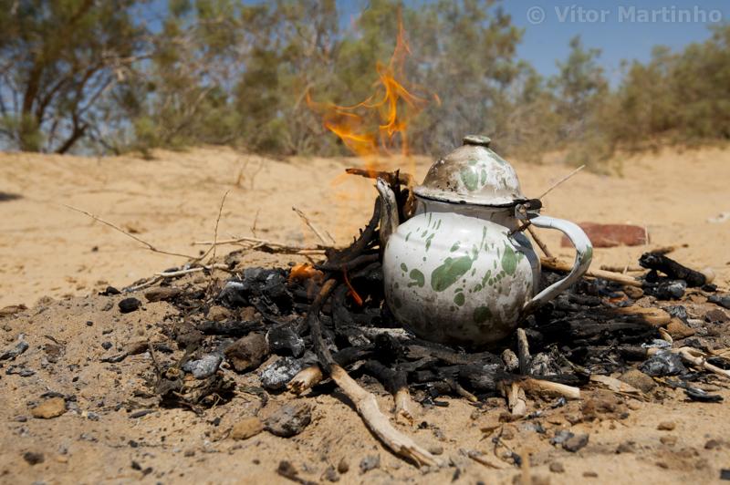 """""""Desert tea"""""""