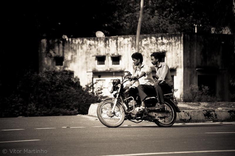 """""""Diários de motocicleta de Bollywood"""