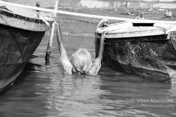 """""""Ganges holy bath"""""""