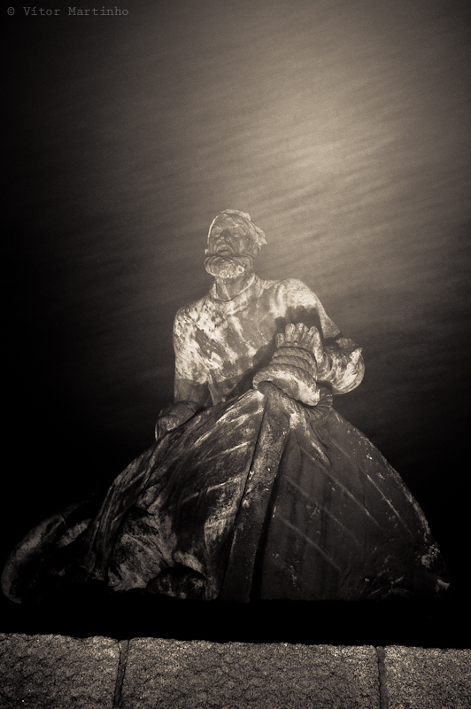 """""""Stormed statue"""""""