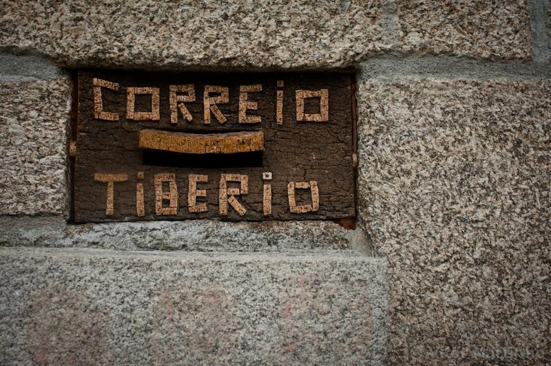 """""""Correio Tibério"""""""