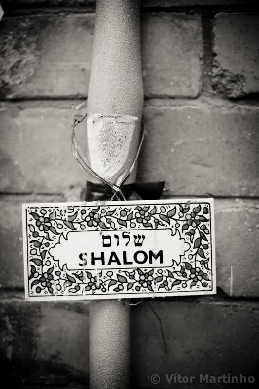 """""""Shalom / Peace / سلام"""""""