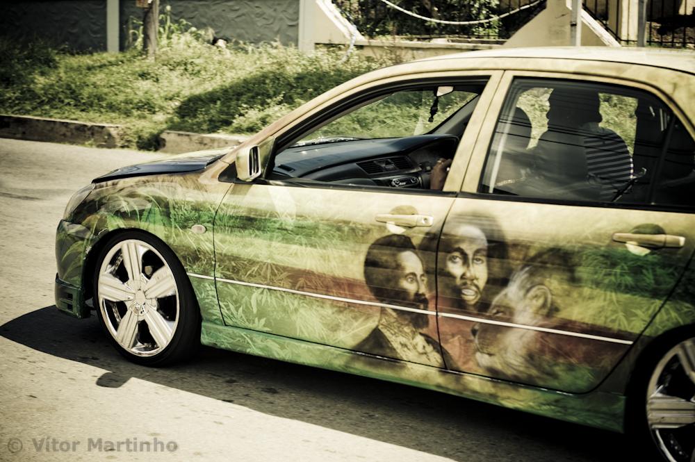 """""""Reggae Pimp my car"""""""