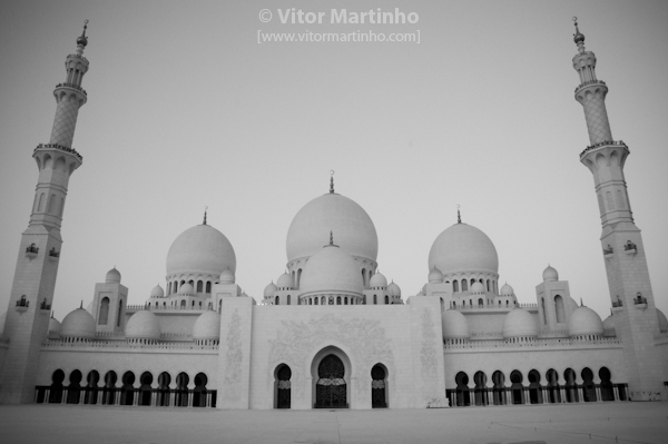 """Sheikh Zayed Mosque"""
