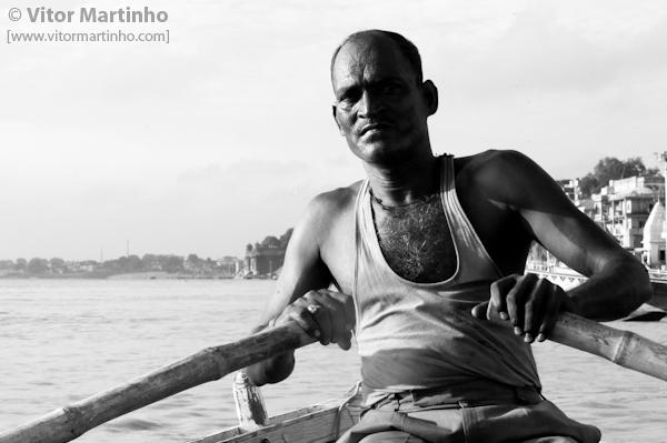 """""""Contra a corrente do Ganges"""""""