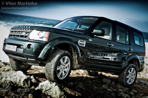 """""""Range Rover VS Land Cruiser 2"""""""