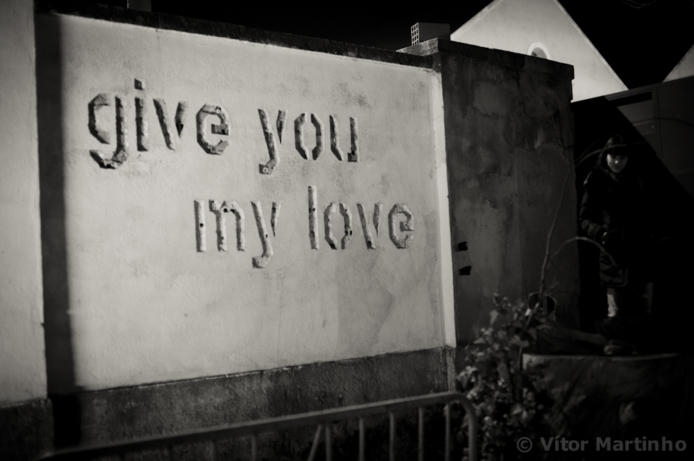 """""""Give you my Love"""""""