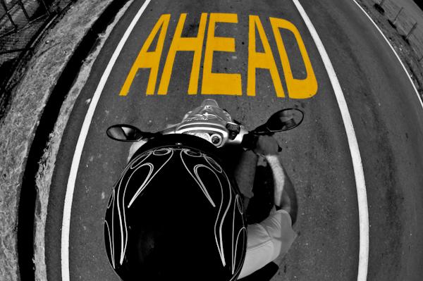 """""""Ahead"""""""
