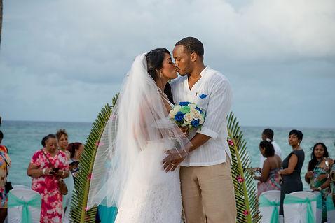 Ocean Wedding event