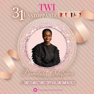 Damilola Odufuwa