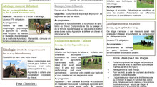 Programme des formations Automne / Hiver 2015