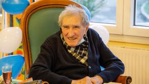 Jacques Barus : un centenaire à L'Amitié