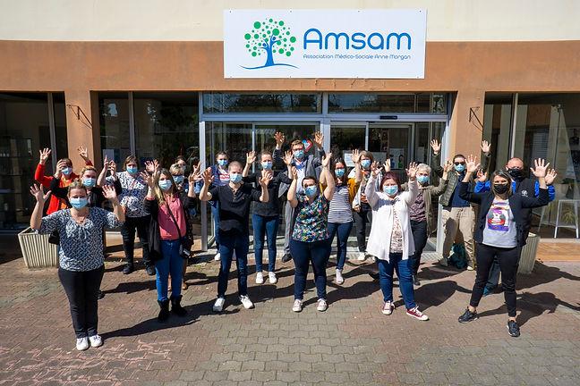 AMSAM - Journée mondiale de l'hygiène de