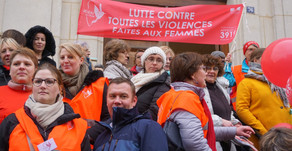 L'AMSAM engagée dans la lutte contre les violences faites aux femmes