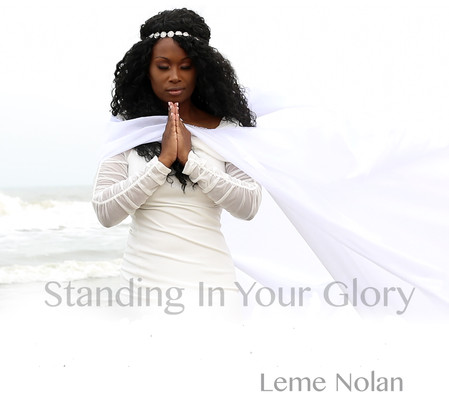 InkedStanding In Your Glory CD Cover - L