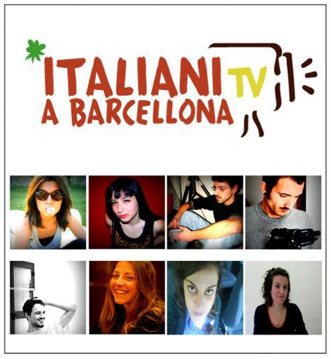 Italiani a Barcellona - la creatività italiana in Spagna - Intervista