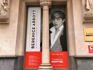 Da New York a Barcellona. Berenice Abbott in mostra alla Fundación Mapfre